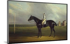 Mr. R.O. Gascoigne's 'Jerry' with B. Smith Up on Doncaster Racecourse by David Dalby of York