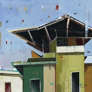 Beach House by David Dauncey