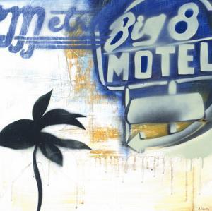 Big 8 Motel by David Dauncey