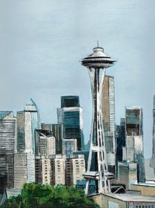 Seattle by David Dauncey