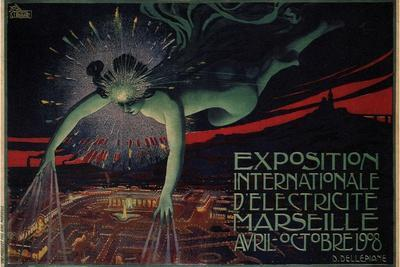 International Exposition of Electricity, Marseille, 1908