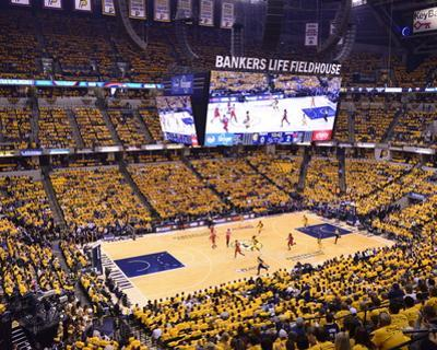 2014 NBA Playoffs Game 7: May 3, Atlanta Hawks vs Indiana Pacers