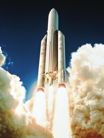 Launch of Ariane 5
