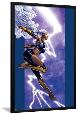 Ultimate X-Men No.42 Cover: Storm