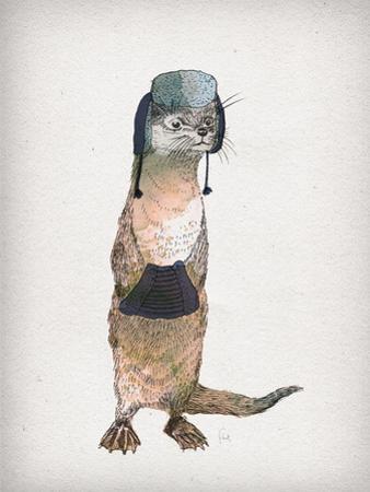 Otter by David Fleck