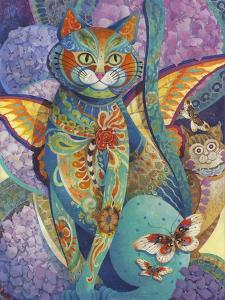 Feline Fiesta by David Galchutt