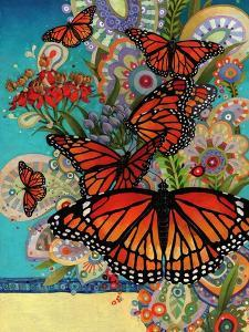 Monarch Madness by David Galchutt