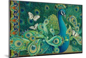 Paisley Peacock by David Galchutt