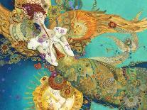 Monarch Madness-David Galchutt-Giclee Print