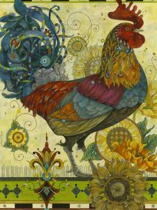 Rooster by David Galchutt