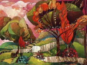 The Big Backyard by David Galchutt