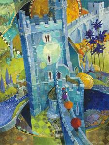 The Blue Castle by David Galchutt