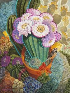 The Prickly Garden by David Galchutt