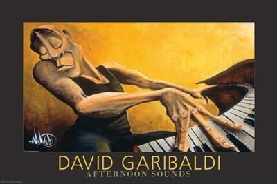 Afternoon Sounds by David Garibaldi