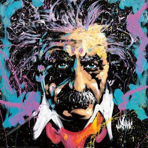 Einstein E=MC2 by David Garibaldi