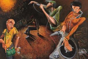 The Get Down by David Garibaldi