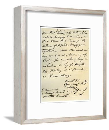 Letter from David Garrick to Edward Gibbon, 8th March 1776