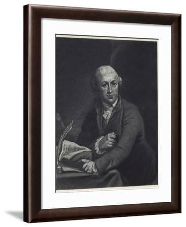 David Garrick--Framed Photographic Print