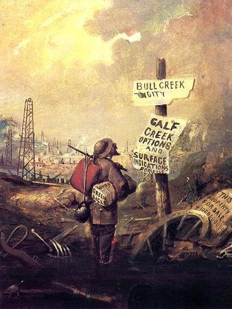 The Prospector, 1861-63