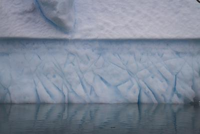 Ice Patterns on Cuverville Island