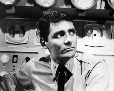 David Hedison - Voyage to the Bottom of the Sea--Photo