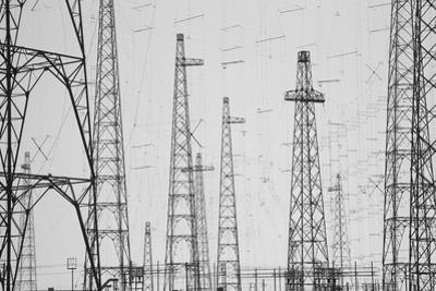 Electricity Towers, Howick, Northumberland, United Kingdom by David Henderson