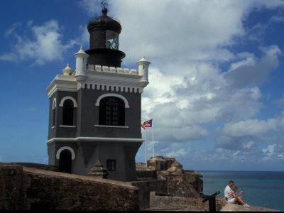 El Morro Fortress, Old San Juan, Puerto Rico