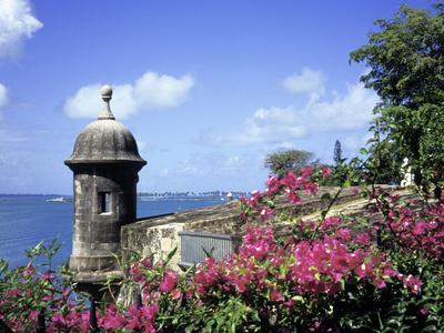 Old City Walls, Old San Juan, Puerto Rico