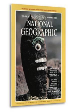 Cover of the December, 1980 National Geographic Magazine