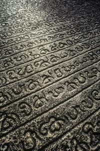 Gal Potha or Stone Book at Polonnaruwa, Sri Lanka by David Hiser