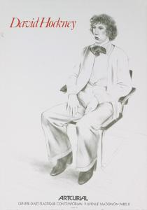 Artcurial by David Hockney
