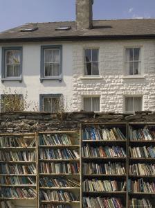 Bookstalls, Hay on Wye, Powys, Mid-Wales, Wales, United Kingdom by David Hughes