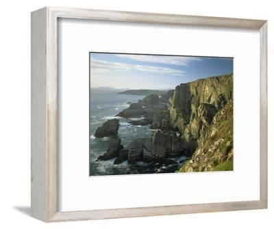 Cliffs at Mizen Head, County Cork, Munster, Republic of Ireland,Europe