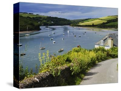 Estuary of the River Avon, Bantham, Bigbury on Sea, Devon, England, United Kingdom, Europe