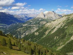 Mercantour National Park, Alpes-Haute-Provence, France by David Hughes