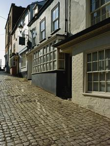 Old Town, Lymington, Hampshire, England, United Kingdom, Europe by David Hughes