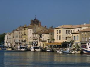 River Herault, Languedoc Roussillon, France, Europe by David Hughes