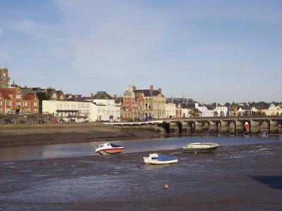 River Torridge, Bideford, Devon, England, United Kingdom, Europe by David Hughes