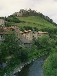 St. Flour, Cantal, Auvergne, France, Europe by David Hughes