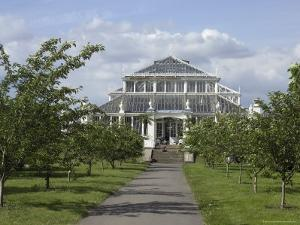 Temperate House Conservatory, Kew Gardens, Unesco World Heritage Site, London, England by David Hughes