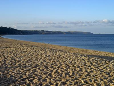 Torcross Village, Slapton Ley Sands, South Hams, Devon, England, United Kingdom, Europe by David Hughes