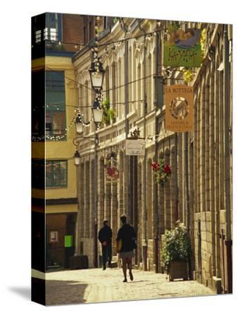 Vieux Lille, Lille, Flanders, Nord Pas De Calais, France, Europe