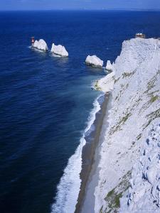 The Needles, Isle of Wight, UK by David Hunter