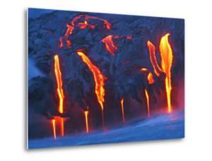 Travel Kilauea Volcano by David Jordan