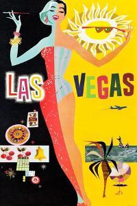Las Vegas by David Klein