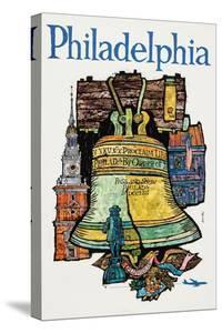 Philadelphia by David Klein