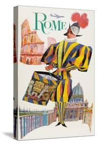 Rome by David Klein