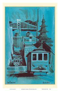 San Francisco, California - TWA (Trans World Airlines) by David Klein