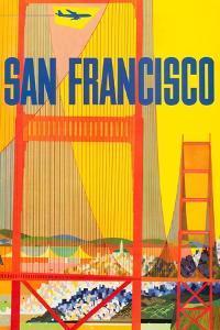 San Francisco by David Klein