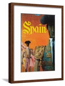 Spain by David Klein